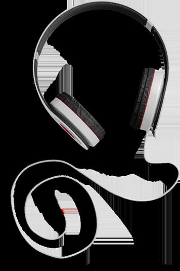 Week podcast headphone